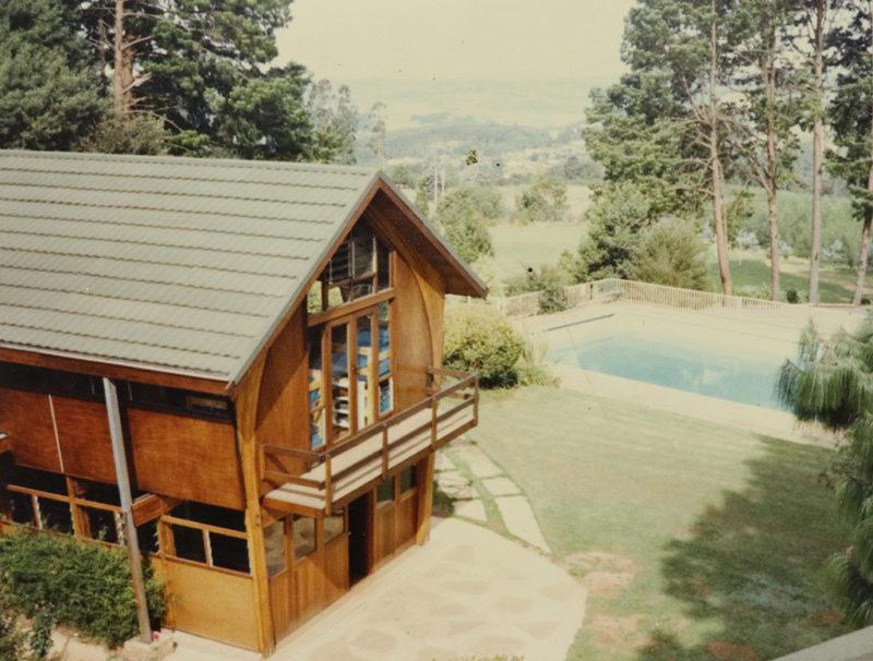 Cowan House 1960s