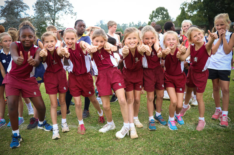 Inter School Cross Country