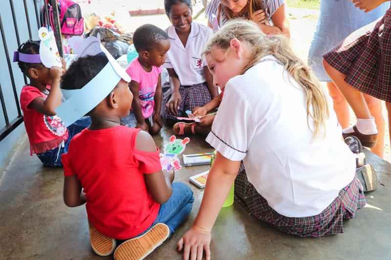 Outreach_Grade 5_iThemba Teddy Bears Picnic