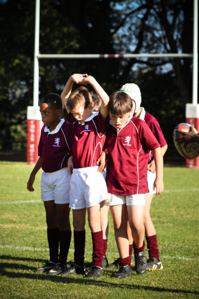 Senior Primary Rugby