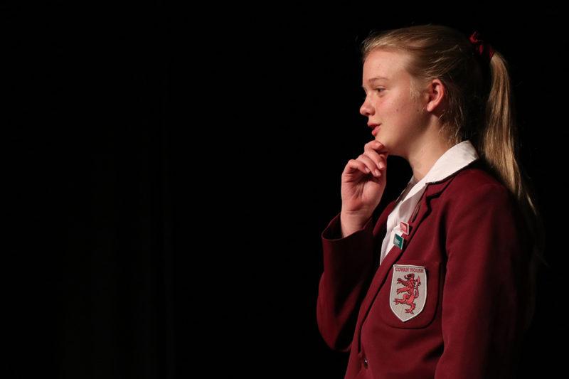 Speech & Drama Festival
