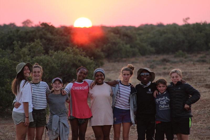 Botswana Tour 2018