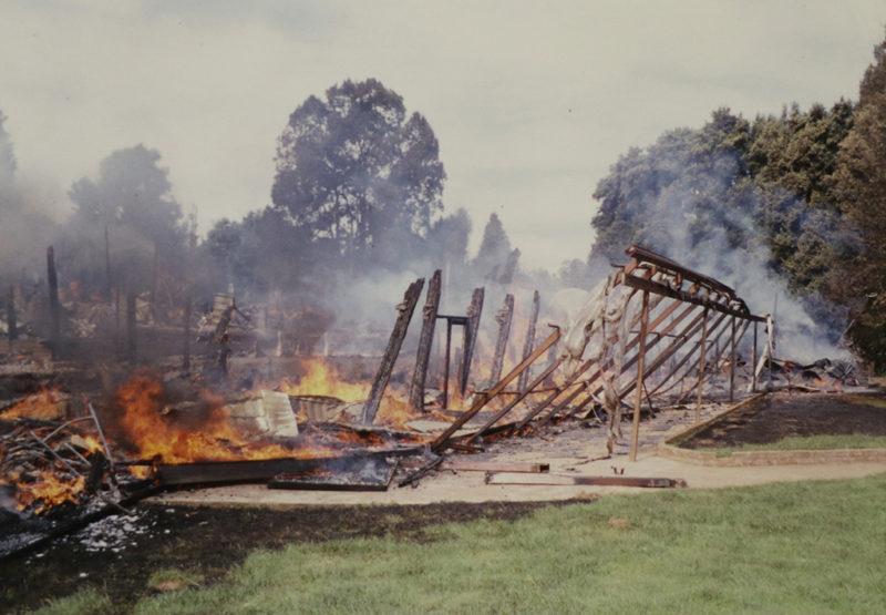 Cowan House Fire