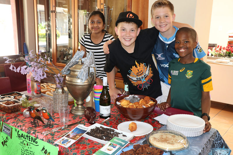 Grade 5 South Africa Day