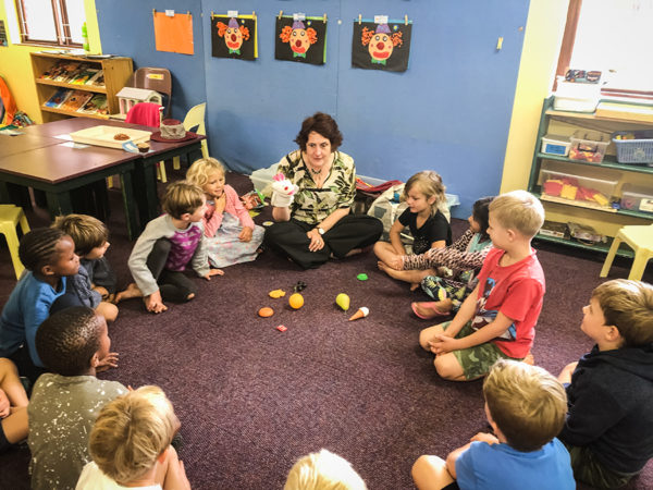 Pre Primary Language and Literacy