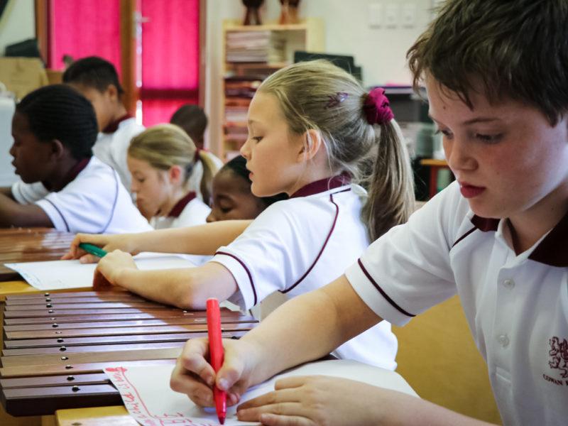 Cowan House Class Music