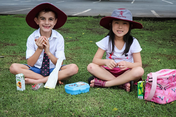 Junior Primary Valentines Picnic