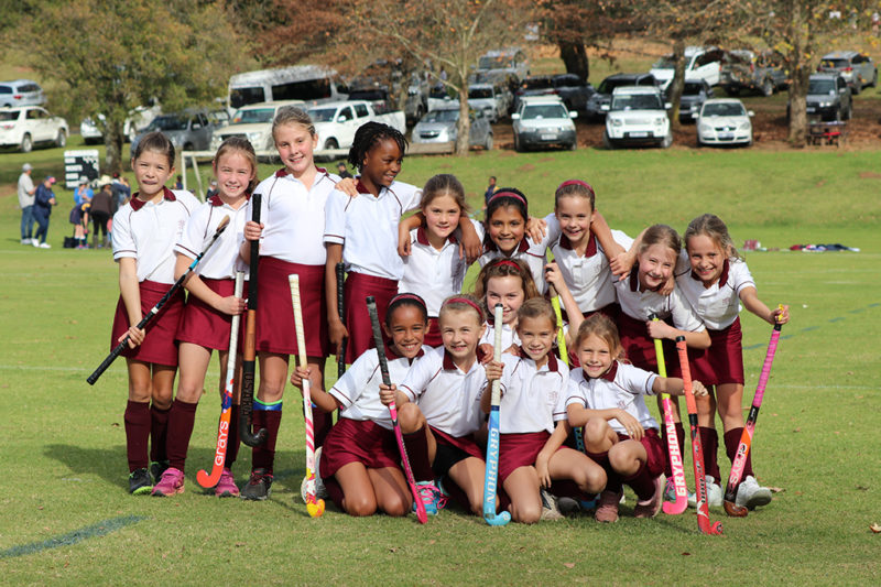 Junior Primary Hockey