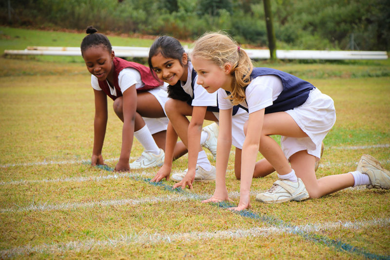 Junior Primary Inter House Athletics