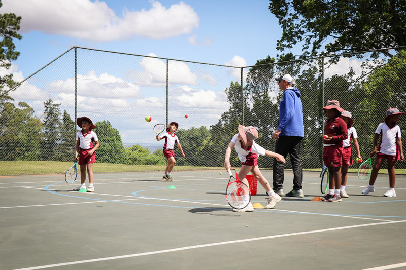 Junior Primary Specialist Tennis Coaching
