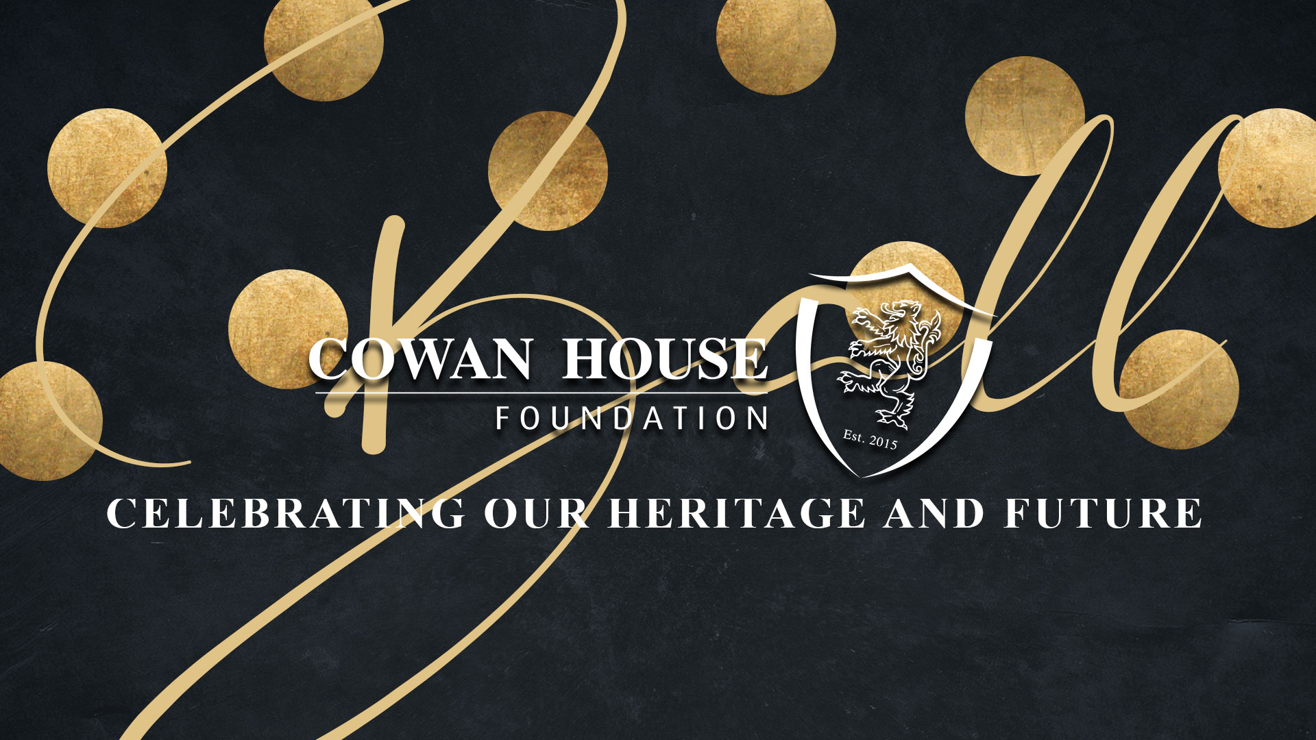 Cowan House Foundation-Ball-RSVP